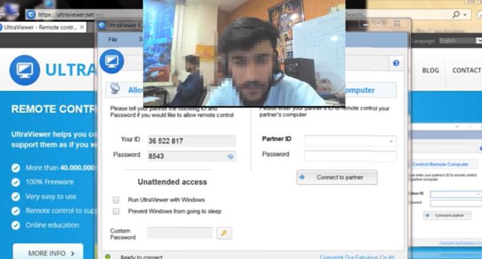 hacked fraudsters