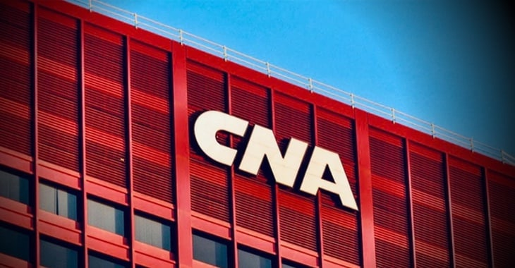 Insurance giant CNA