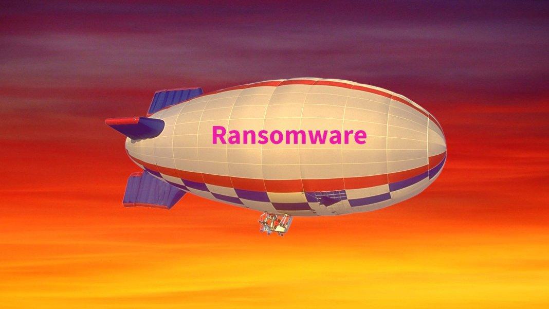 Zeppelin ransomware