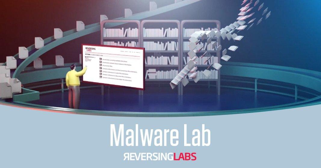 ReversingLabs Malware Lab