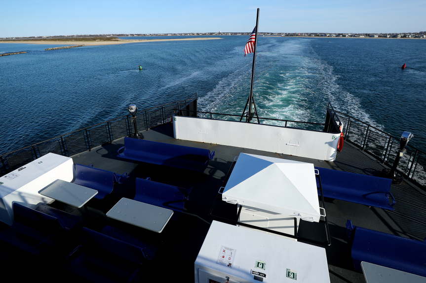 Ransomware attack disrupts ferry service in northeast US